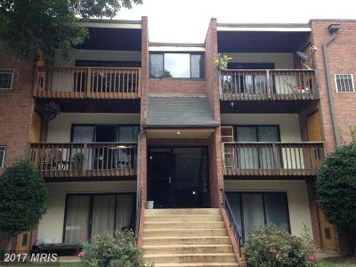 Fairfax Condo For Sale: 10724 West Drive #301