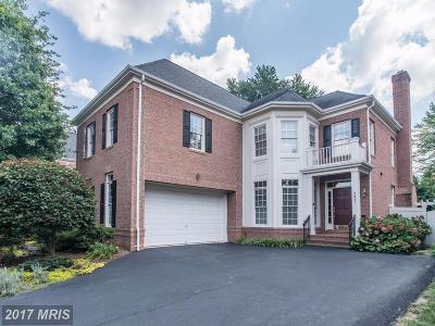 Fairfax Single Family Home For Sale: 3851 Farrcroft Drive