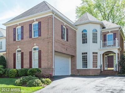 Fairfax Single Family Home For Sale: 3849 Farrcroft Drive