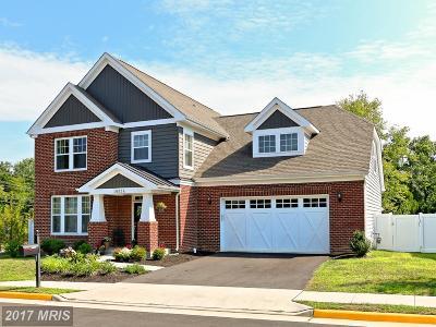 Fairfax Single Family Home For Sale: 10834 Linda Street