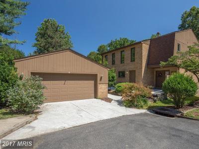Fairfax Single Family Home For Sale: 3900 Sablewood Court