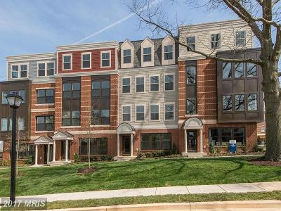 Fairfax Townhouse For Sale: 3981 Oak Street