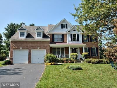 Fairfax VA Single Family Home For Sale: $909,900