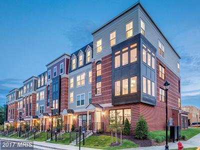 Fairfax Townhouse For Sale: 10719 Viognier Terrace