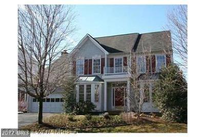 Fairfax Single Family Home For Sale: 4219 Trowbridge Street
