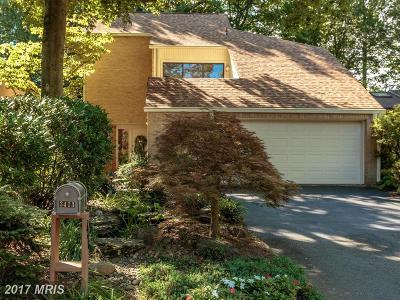 Fairfax Single Family Home For Sale: 3413 White Oak Court