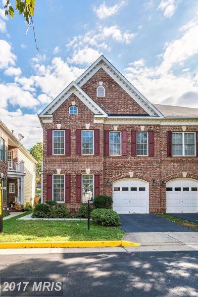 Fairfax VA Townhouse For Sale: $645,000
