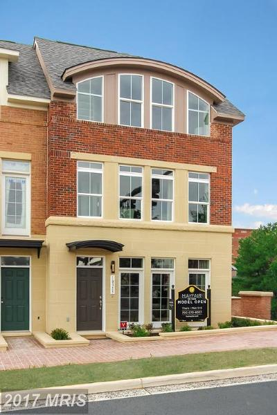 Fairfax Townhouse For Sale: 10353 Main Street