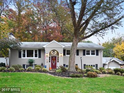 Fairfax VA Single Family Home For Sale: $740,000