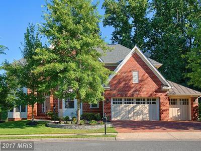 Fairfax Single Family Home For Sale: 3528 Schuerman House Drive