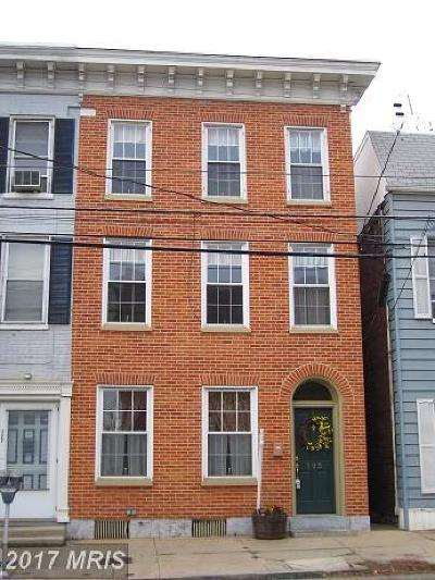Townhouse For Sale: 125 Second Street S