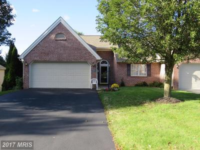 Chambersburg PA Duplex For Sale: $197,500