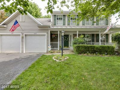 Warrenton Single Family Home For Sale: 7230 Mosby Drive