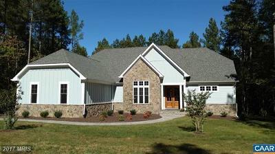 Fauquier Single Family Home For Sale: 5439 Hillside Farm Lane