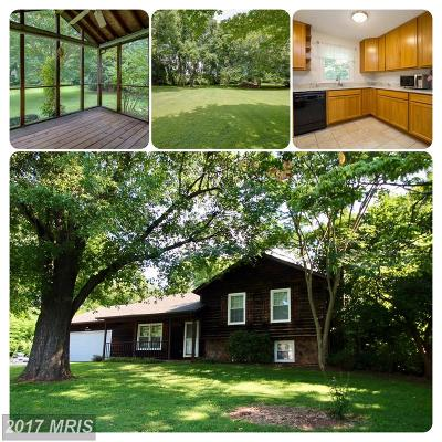 Warrenton Single Family Home For Sale: 6268 Highmeadow Place