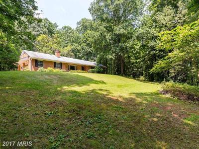 Warrenton Single Family Home For Sale: 5221 Hillside Drive