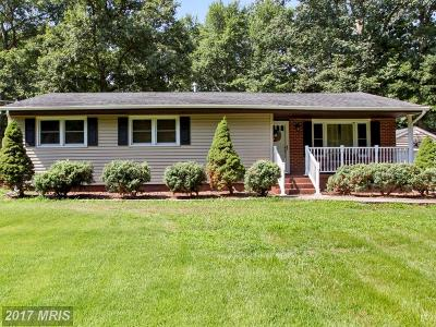 Warrenton Single Family Home For Sale: 5149 Rock Springs Road