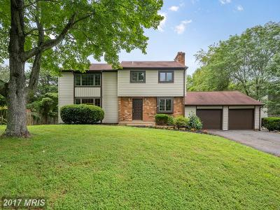 Warrenton Single Family Home For Sale: 6412 Lancaster Drive