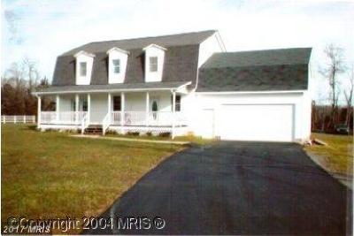 Nokesville Single Family Home For Sale: 7495 Games End Lane
