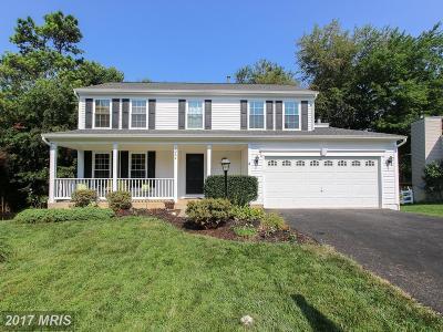 Warrenton Single Family Home For Sale: 7254 Chestnut Court