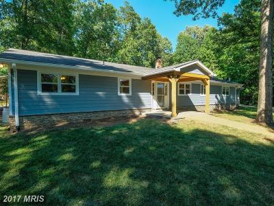 Nokesville Single Family Home For Sale: 7619 Kennedy Road