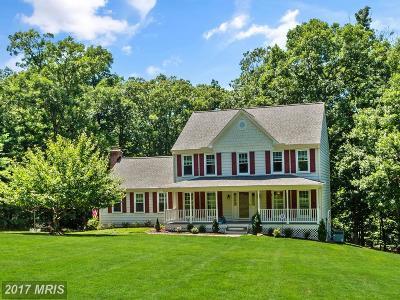 Warrenton Single Family Home For Sale: 7188 Baldwin Ridge Road