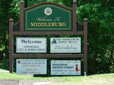 Rappahannock, Fauquier, Madison, Culpeper Residential Lots & Land For Sale: 6241 John Mosby Highway