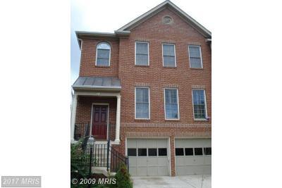 Warrenton Rental For Rent: 126 Mosby Circle