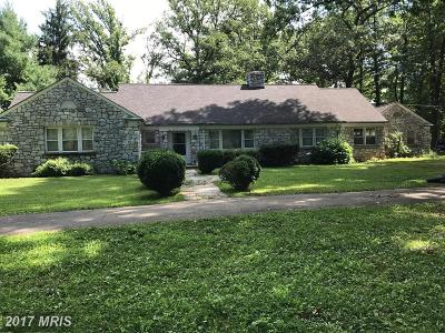 Fauquier Single Family Home For Sale: 4249 Winchester Road