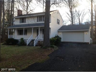 Warrenton Single Family Home For Sale: 7245 Hastings Lane