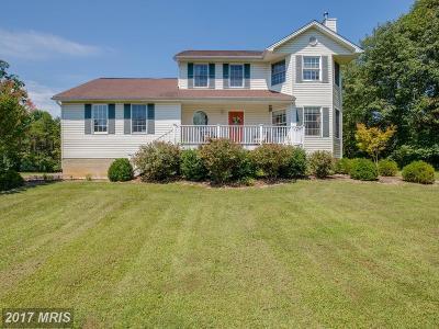 Warrenton Single Family Home For Sale: 8310 Diamond Hill Road