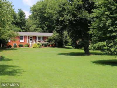 Fauquier Single Family Home For Sale: 6324 Lee Highway Access Drive