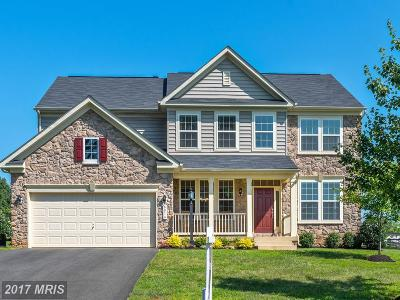 Warrenton Single Family Home For Sale: 8014 Side Hill Drive