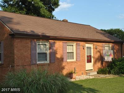 Fauquier Single Family Home For Sale: 4237 Warren Street