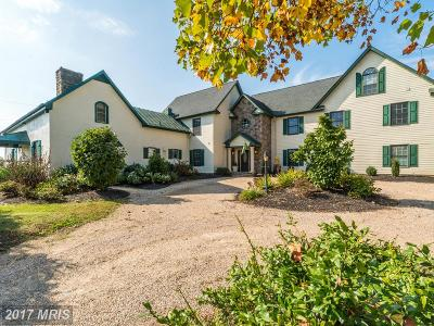Rappahannock, Fauquier, Madison, Culpeper Single Family Home For Sale: 5024 Leeds Manor Road