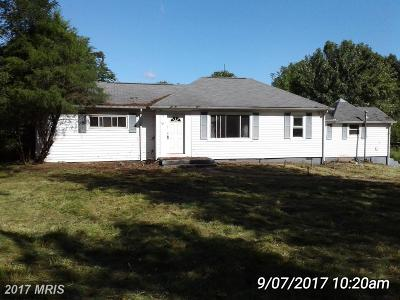 Fauquier Single Family Home For Sale: 4316 Lee Highway