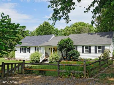 Fauquier Single Family Home For Sale: 2838 Atoka Road