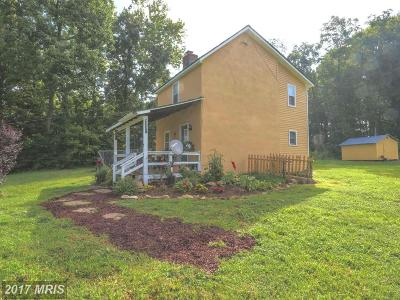 Fauquier Single Family Home For Sale: 9521 Old Waterloo Road