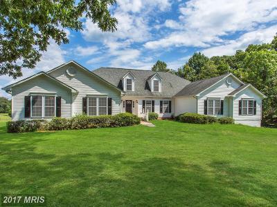 Warrenton Single Family Home For Sale: 8424 Mes Enfants Court