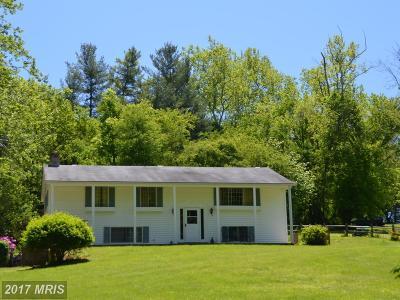 Middleburg Single Family Home For Sale: 6457 Wildwood Lane
