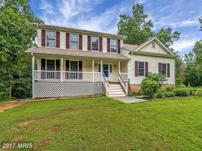 Fauquier Single Family Home For Sale: 5897 Moore Road