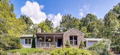 Fauquier Single Family Home For Sale: 6709 Cabin Branch Road