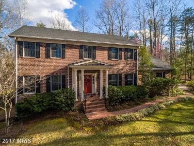 Fauquier Single Family Home For Sale: 10363 Welhams Lane