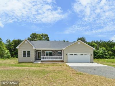 Fauquier Single Family Home For Sale: Cherry Hill Road