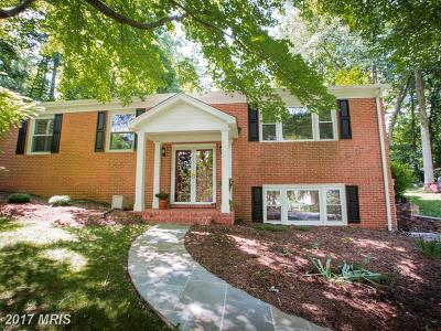 Fauquier Single Family Home For Sale: 5213 Beverly Court
