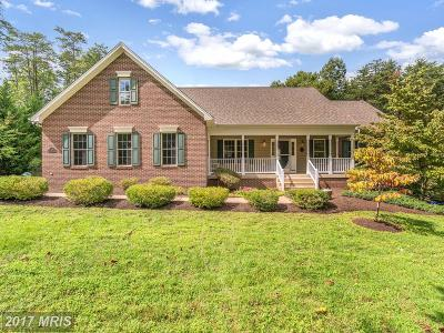 Fauquier Single Family Home For Sale: 7155 Pine Ridge Road
