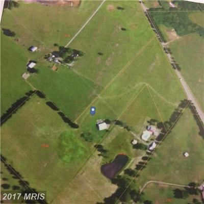 Rappahannock, Fauquier, Madison, Culpeper Residential Lots & Land For Sale: Vint Hill Road