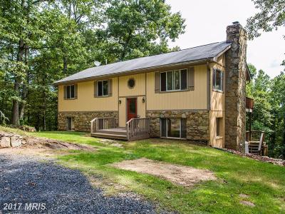 Fauquier Single Family Home For Sale: 9463 Mountjoy Road