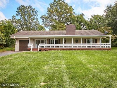 Fauquier Single Family Home For Sale: 6691 Maxwell Avenue