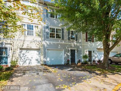Fauquier Townhouse For Sale: 787 General Wallace Court